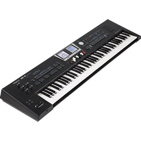 roland bk  backing keyboard bk  bh photo video