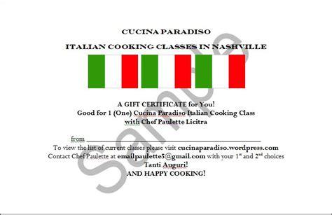 word gift certificate template sample gift certificate cucina nashville
