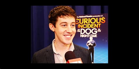 curious incident of the in the nighttime chicago the with the cast of the curious incident of the in the