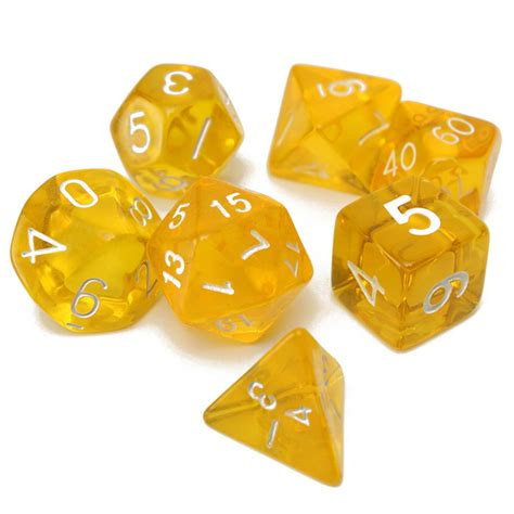 printable d20 dice 7 dice sided d4 d6 d8 d10 d12 d20 mtg rpg poly game set