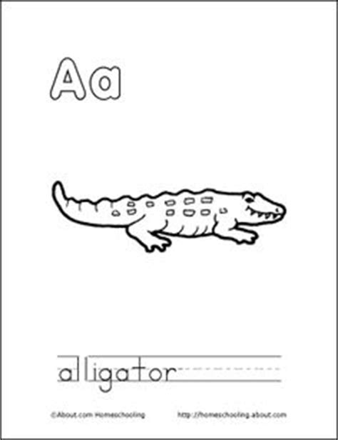 allie alligator coloring page zoo phonics on pinterest handwriting practice coloring
