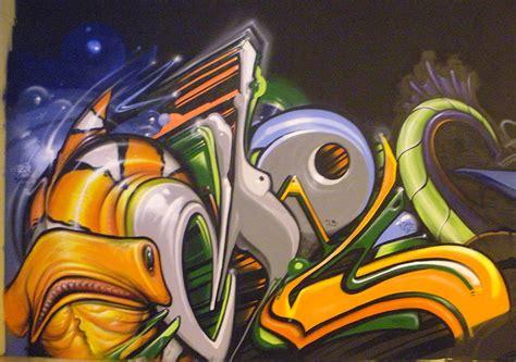 time lapse  greg craola simkins painting graffiti mural