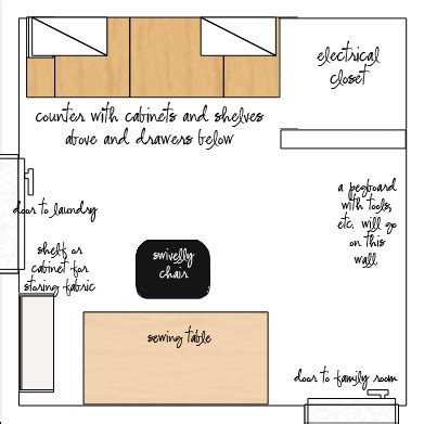 sewing room floor plans sewing room floor plan copy emily flickr