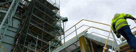 swing stage rigid scaffolding swing stage