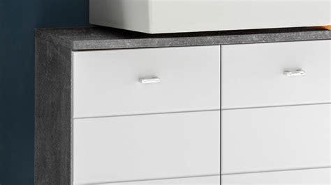 Badezimmer Unterschrank Betonoptik by Waschbeckenunterschrank Pool Badezimmer In Beton Optik Und