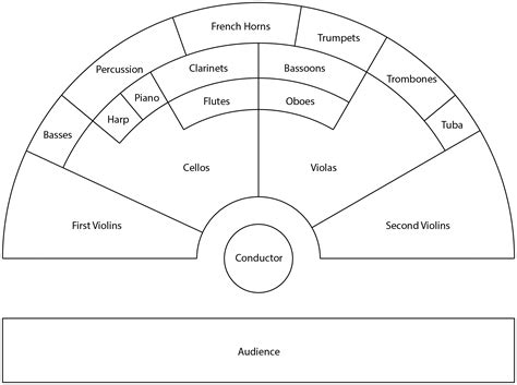 The Sections Of The Orchestra by Sso Orchestra Seating Chart
