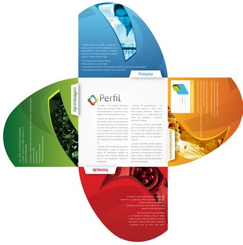 leaflet design website print journal beautiful and inspiring brochure design ideas