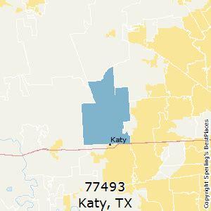katy zip code map best places to live in katy zip 77493