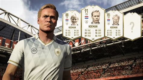 ea sports unveil  fut  icon ratings cards featuring
