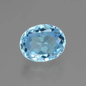 Imperial Chagne Topaz 15 80ct 3 8ct azul cielo topacio gem desde brasil