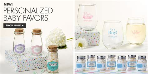 Personalized Baby Shower Favors by Unique Baby Shower Favors Baby Shower Favor Ideas