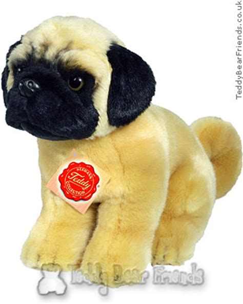 pug teddy pug teddy hermann teddy friends