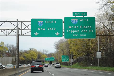 95 New York nys thruway authority announces major work for portion of i 95 wamc