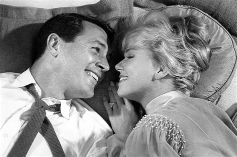 rock hudson and doris day mad men goes to the movies