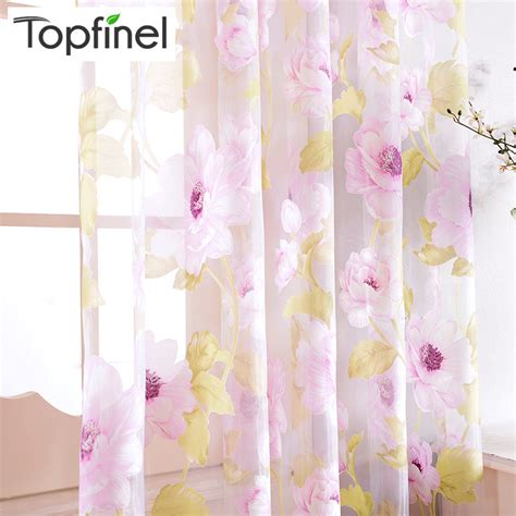 pale pink voile curtains online get cheap pink voile curtains aliexpress com
