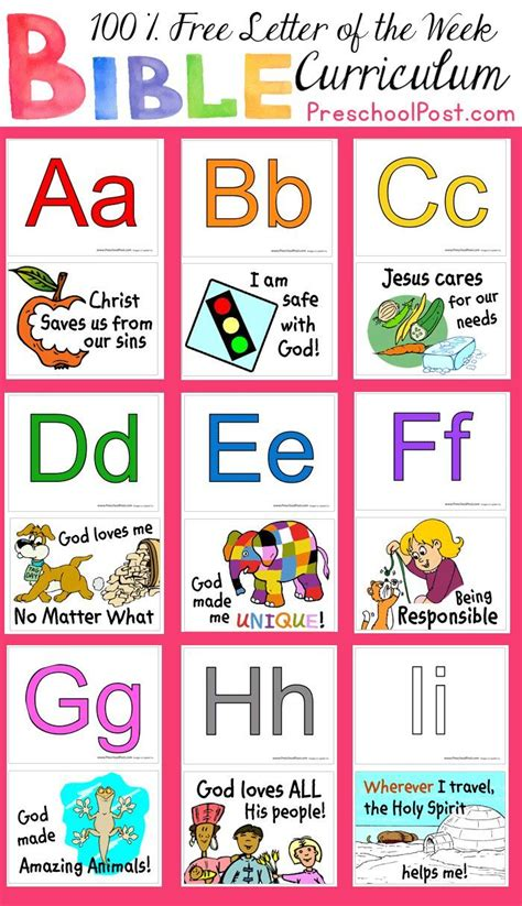 Bible Character With Letter K 1000 Ideas About Christian Preschool On