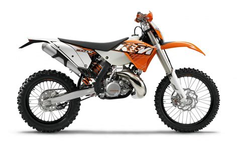 2009 Ktm 200 Xc Review Ktm 200 Exc Enduro