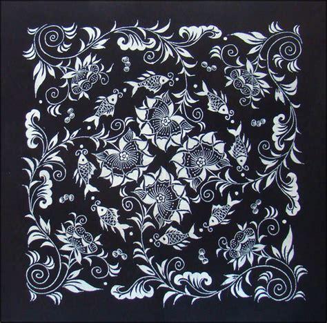 design batik cover chinese batik pattern fish lotus batik design batik
