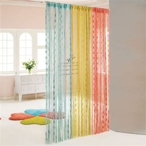 Hanging Curtain Room Divider Hanging Room Divider Curtains Home Decor Interior Exterior