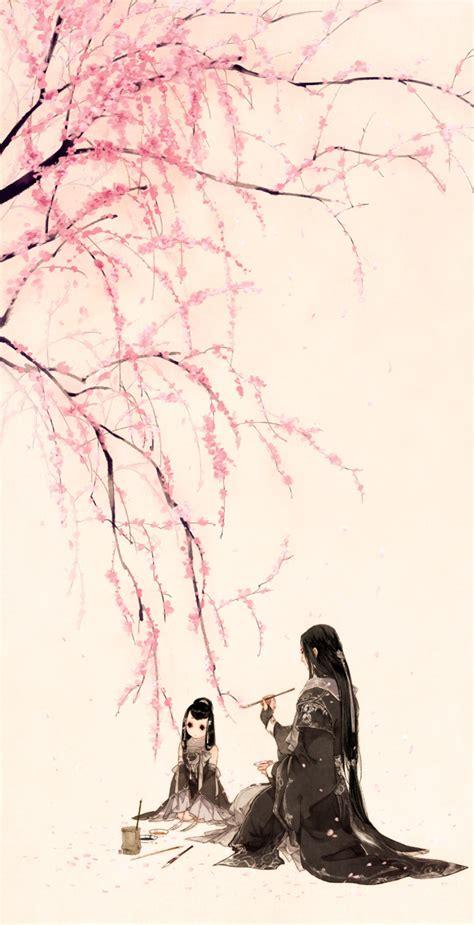 Japanese Blossom Tree qq
