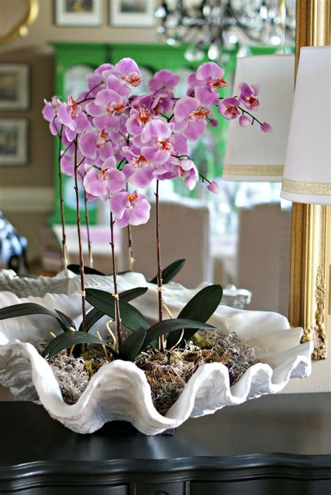 how to decorate a garden orchid flowers decorating with orchids and a great trick for growing them