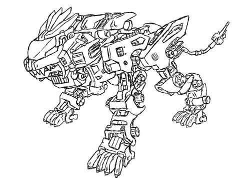 liger drawing sketch coloring page