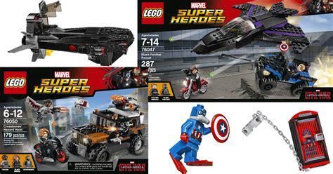 Amazon 20 off lego marvel super heroes sets hip2save