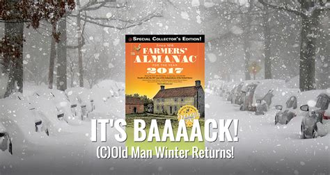 farmers almanac winter weather predictions 2016 2017 quot skiing quot newsletter featuring quot 2016 17 winter weather