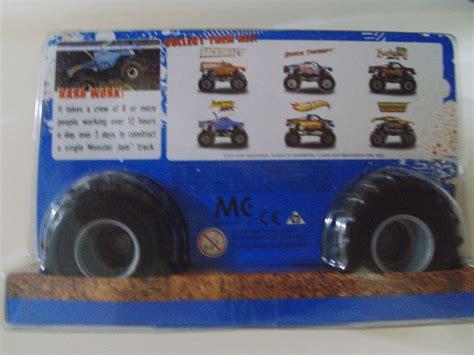 monster jam 1 24 scale trucks wheels monster jam barbarian truck 1 24 scale new