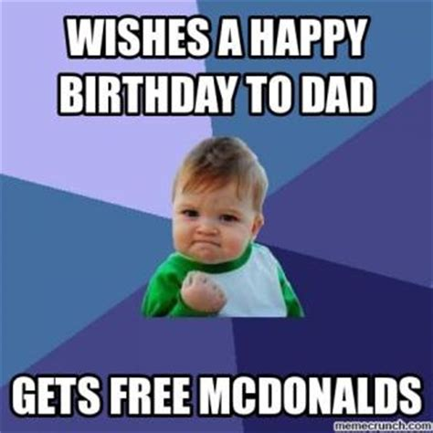 Funny Dad Meme - funniest happy birthday meme collection for dad