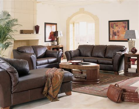 Livingroom Beautiful Furniture Back 2 Home Living Room Ideas With Brown Furniture