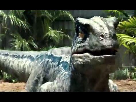 film dinosaurus jurassic world jurassic world movie clip raptor pack 2015 chris pratt
