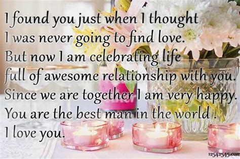 Romantic 6 Months Anniversary Relationship Quotes for