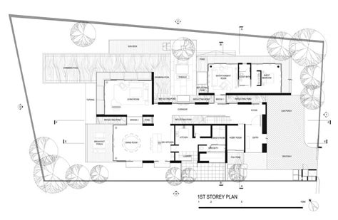 22 genius large house plan house plans 67059 gallery of 22 oei tiong ham park ar43 architects 11