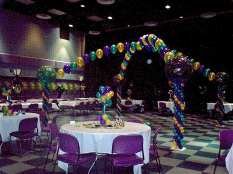Decoration Prom by Prom Decor From Baskets Balloons By Deborah In Tiffin