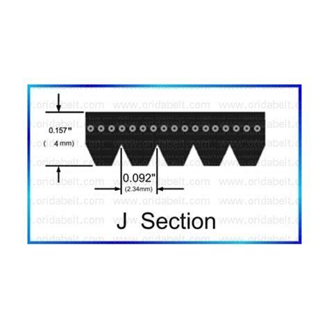 v section china pj section poly v belts supplier