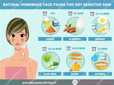 diy mask for sensitive skin best packs for sensitive skin