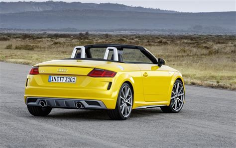 audi tt revealed adds tt  years limited edition