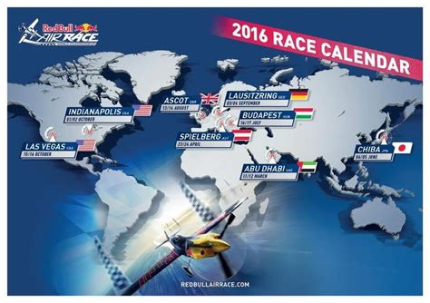 2016 bull air race calendar launched bull air race