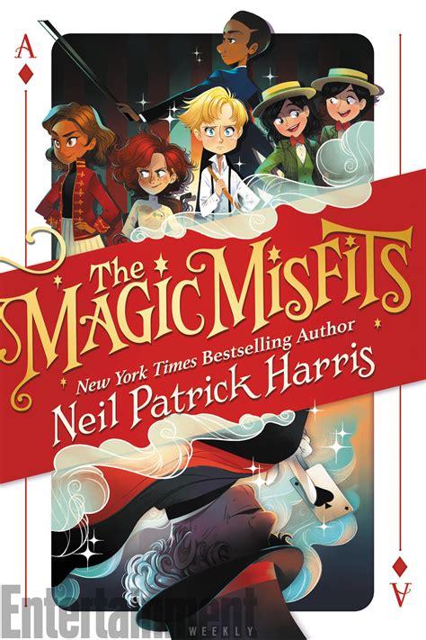 libro midwinter magic a chilled out revelada la portada del nuevo libro de neil patrick harris
