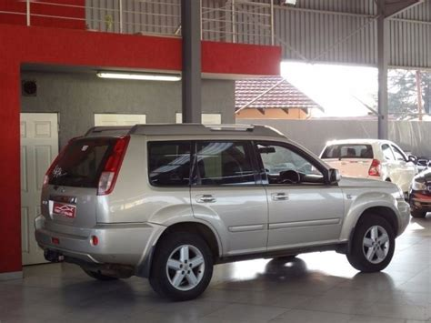 Nissan X Trail 2 5 2005 nissan x trail 2 5 2005 technical specifications