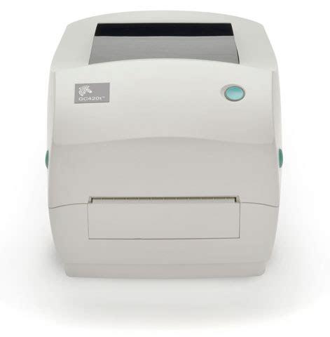 Printer Zebra Gc420t photo of zebra gc420t printer