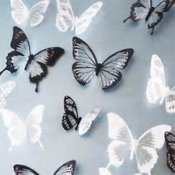 home decor butterflies 18pcs diy 3d butterfly wall stickers art decal pvc