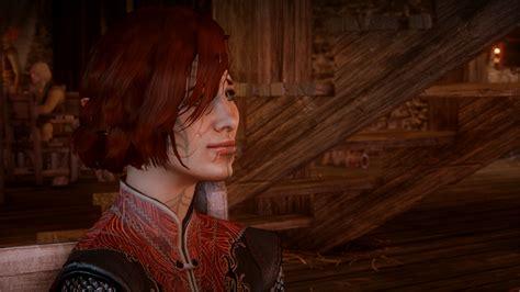 dragon age inquisition hair short wavy bob at dragon age inquisition nexus mods and