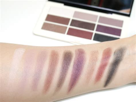 Eyeshadow H M impressions of the cheap and chic h m line