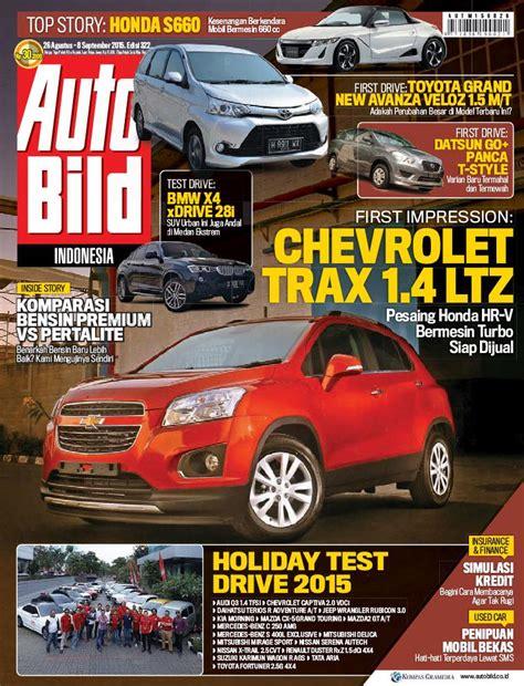 Auto Bild Digital by Auto Bild Magazine Ed 322 August 2015 Gramedia Digital