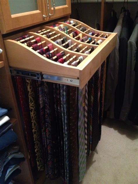 Closet Pull Rack by Pull Out Tie Racks For Closets Ideas Advices For