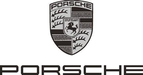 logo porsche vector porsche logo vector eps free download logo icons clipart