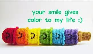 color your smile enjoy your quotes quotesgram