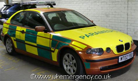 northwest bmw service ambulance general uk emergency vehicles page 14